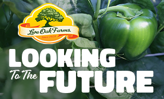 Live Oak Farms Takes Customers Behind The Greens With Vision and Evolution