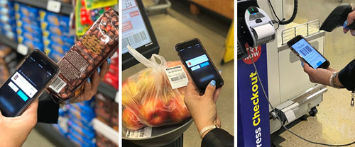 Loblaw is introducing new shop-and-scan technology that takes self-checkout to the mobile level; the retailer rolled the app out in five stores in the greater Toronto area