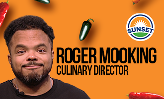 Roger Mooking Details Mastronardi Produce's Kaboom! ™ Peppers and Wild Wonder® Peppers