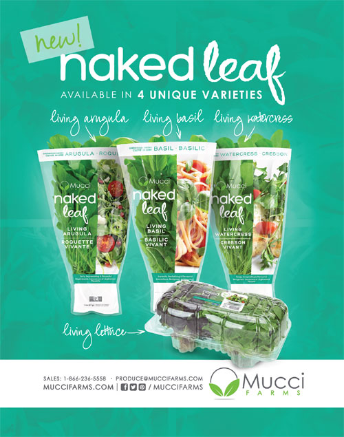 Mucci Farms Naked Leaf