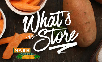 What's In Store: Nash Produce's Year-Round Sweet Potato Program