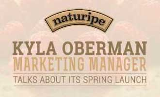 Naturipe's Marketing Manager Kyla Oberman talks about its Spring Launch