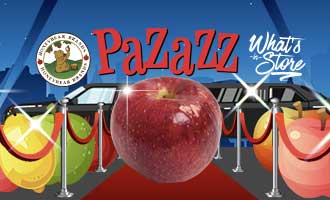 What's in Store: Honeybear Brands' Pazazz Apple Offers Big Flavor