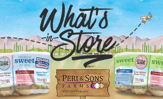 Peri & Sons Farms Shares Details of New Retail Packaging