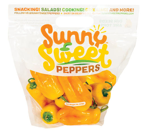 J&J Family of Farms Sunny Sweet™ Peppers