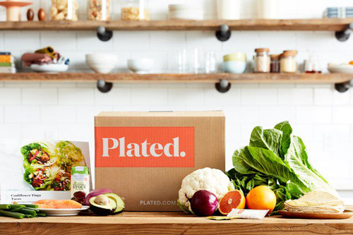 Plated's CEO, Josh Hix, is stepping down from his position