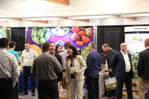 This year's event attracted nearly 2,000 attendees and provided a look into the future of foodservice