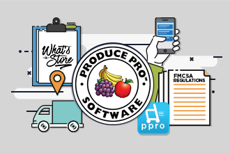 What's In Store: Produce Pro Software Adds New Hours-of-Service Supplement to Driver Solution