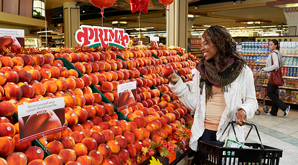 Prima® Wawona has partnered with Key Category Data to provide retailers with key stonefruit category data