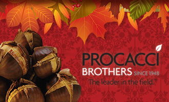 Procacci Brothers Shares the Details on its Italian Chestnut Program and New Packaging