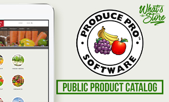 Produce Pro Software Expands E-Commerce Solutions with New Public Product Catalog