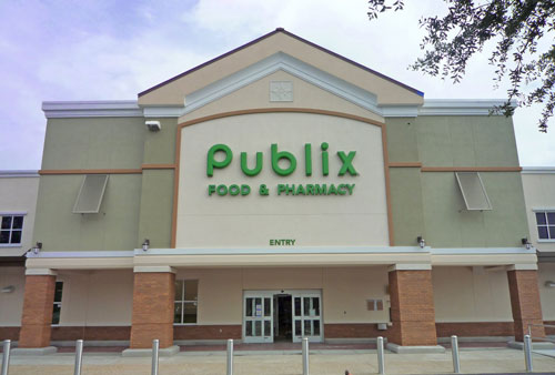 Publix is opening new stores in Fort Lauderdale and Raleigh, one of which will be its natural and organic banner, Greenwise Markets