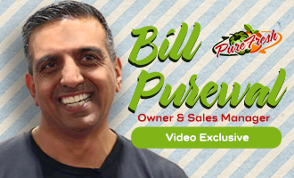 PureFresh Sales's Bill Purewal Discusses Upcoming Stonefruit Season
