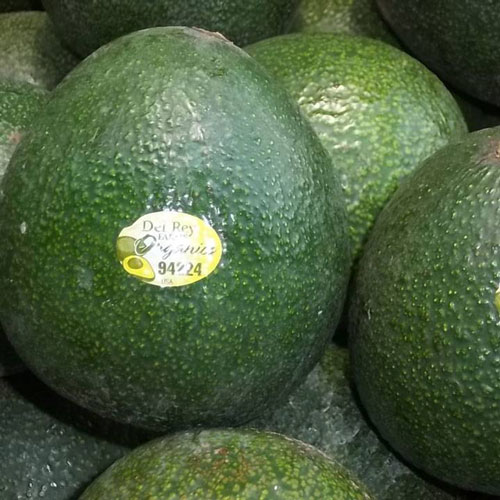 Del Rey Avocado will be debuting new packaging for Organic California Reed avocados