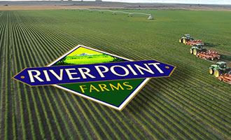 River Point Farms Shows ANUK its Growing Operations