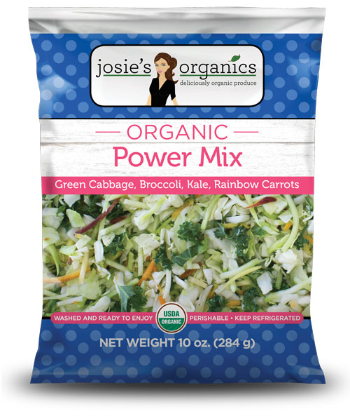 Braga Fresh Josie's Organics Organic Power Mix