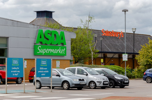The $9 billion merger between Walmart-owned Asda and Sainsbury's has been blocked by the U.K.'s Competition and Markets Authority