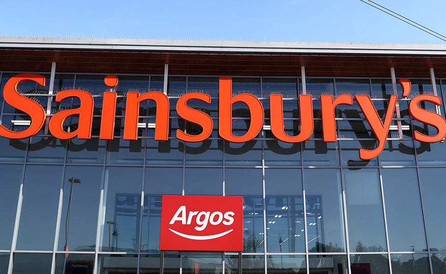 Sainsbury's has announced closure of 100 Local and Argos stores