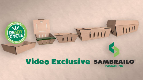 Sambrailo Packaging Highlights Proprietary ReadyCycle™ in Exclusive ANUK Video