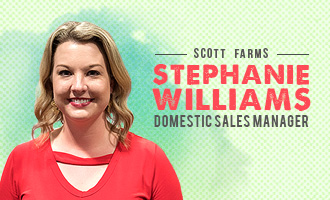Scott Farms' Stephanie Williams Discusses New Value-Added Products for 2018