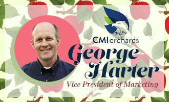CMI Orchards' George Harter Discusses Apple Season at SEPC Southern Exposure 2019