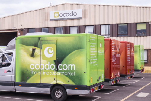 Ocado reportedly lost $137 million in the warehouse fire