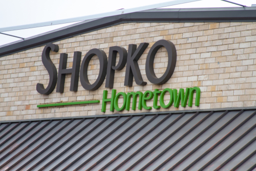 Hy-Vee signed a 10-year lease contract for a former Shopko facility