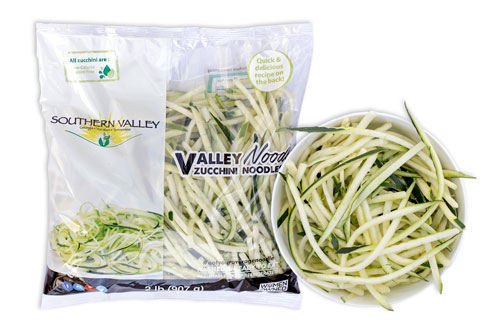 Southern Valley Zucchini Noodles
