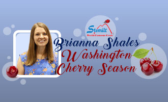 Stemilt's Brianna Shales Talks Washington Cherry Season in an ANUK Video Exclusive