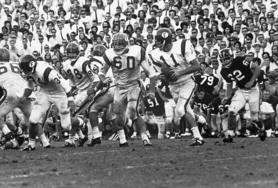 Spurrier received a scholarship to the University of Florida where he played quarterback, further establishing himself as one of the best passers in SEC history on his way to winning Florida's first Heisman Trophy in 1966