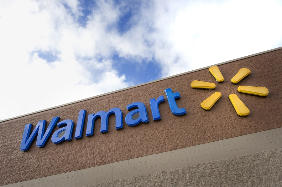 Walmart may be working to consolidate its distribution network, taking control of distribution centers that it had previous contracted with third-party management