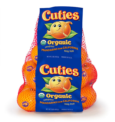 Sun Pacific® Organic Cuties®