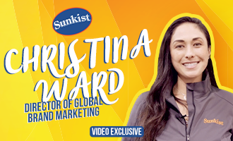 Sunkist Growers' Christina Ward Discusses Citrus Volume and Trends at PMA Fresh Summit 2019