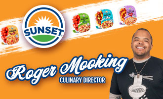 SUNSET®'s Roger Mooking Discusses New You Make Me™ Pasta Kit Line