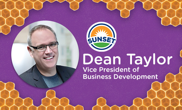 SUNSET's® Dean Taylor Shares the Successful Launch of the New Honey Bombs™ Offering