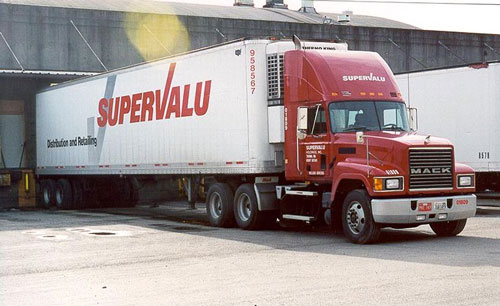 Two of SuperValu's Colorado distribution facilities—operated by Advantage Logistics USA West—may be closing
