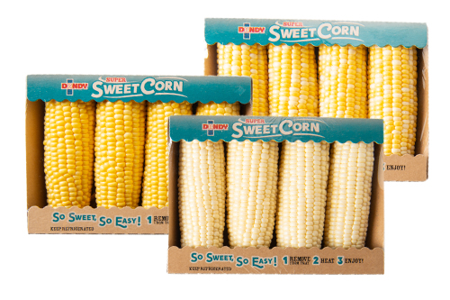 Demand for Duda Farm Fresh Foods' Sweet Corn is high, a stark change from last years high yield, low demand retail season