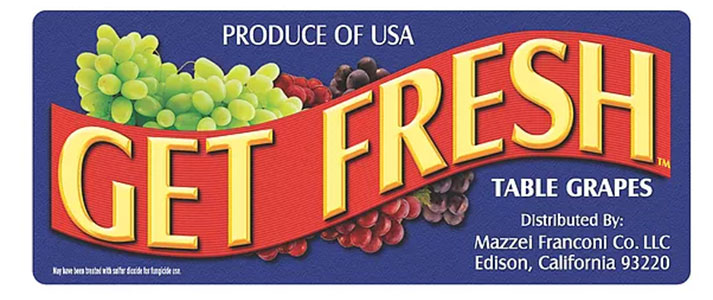Get Fresh Table Grapes