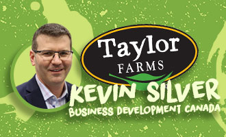 Taylor Farms' Kevin Silver Discusses New Additions to Popular Chopped Salad Line