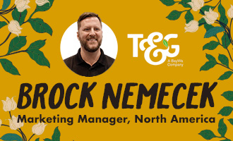 T&G Global's Brock Nemecek Discusses Marketing Plans for JAZZ™, Envy™, and Pacific Rose™