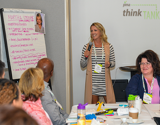 The inaugural Think Tank engaged upward of 30 leaders across the industry and asked them to open their minds to new approaches on old issues
