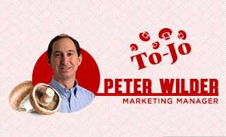 To-Jo Mushrooms' Peter Wilder Discusses Growth the Mushroom Category, 'The Spirit of Yes,' and Kitchen Live