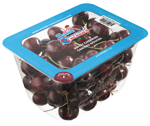 Stemilt Growers is working to highlight the cherry season's start and help its retail partners merchandise cherries in-store and via online channels