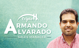 Triple H Produce's Armando Alvarado Discusses New Tomato Pouch and Clamshell Packaging