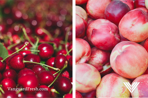 Vanguard International has reported that this year's stonefruit harvest is shaping up to be a great one for driving category sales