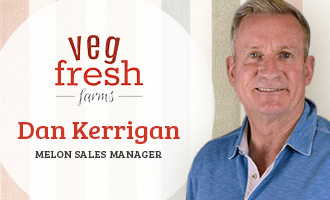 Dan Kerrigan, Sales Manager, Veg-Fresh Farms, Discusses Organic and Conventional Melon Growth