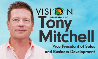 Vision Import Group's Tony Mitchell Discusses Mr. Squeeze Lemons and Mojito Limes