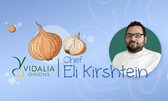 Vidalia Onion Committee Chef Eli Kirshtein Discusses Sweet Culinary Applications