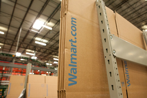 Walmart Online Fulfillment Center