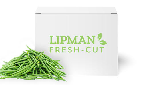 At this year's PMA Fresh Summit, Lipman Family Farms will be featuring its new fresh-cut green beans